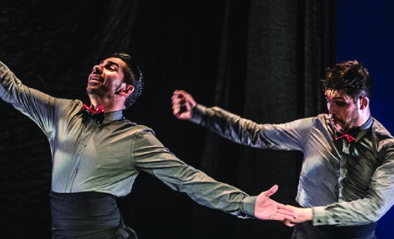רקדני הפלמנקו רוחאס ורודריגס יופיעו בישראל - אוגוסט 2018