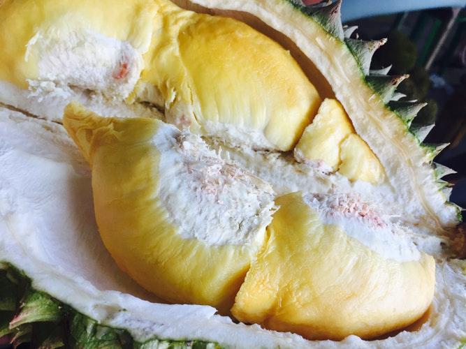 Sedapnya Kalau Dapat Makan Durian