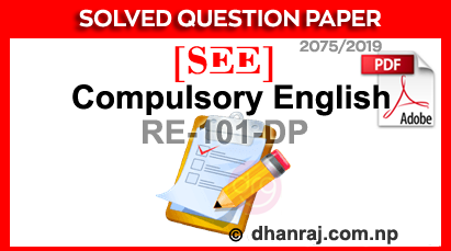 SEE-Solved-Question-Paper-Of-Compulsory-English-2075-2019-RE-101DP