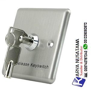 Jual Emergency Door Released Key Switch di Klaten
