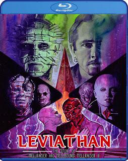 Leviathan: La Historia de Hellraiser [BD25] *Subtitulada