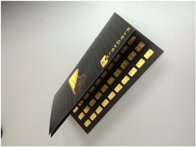 Multi Card Gold Bullion