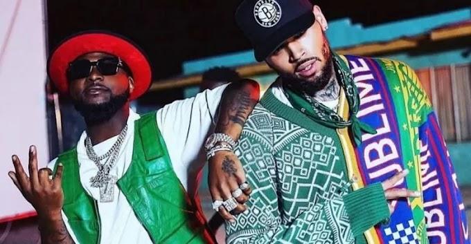 Chris Brown to be part of Davido's groomsmen on his wedding