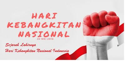 Sejarah lahirnya hari kebangkitan nasional