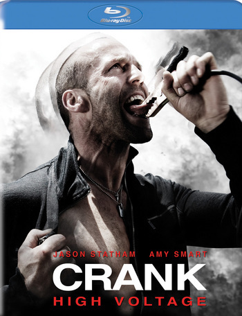 18+ Crank (2006) UnRated Dual Audio 720p BluRay [Hindi – English] ESubs