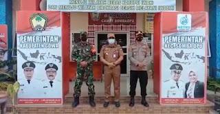 Unsur Tripika Kec Somba Opu Gowa Beri Ucapan Selamat, Dirgahayu TNI Ke 76 Semoga Tetap Jaya