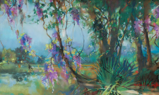 Indigo Fine Art Amelia Rose Smith Spoleto