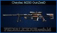 Cheytac M200 GunZeeD