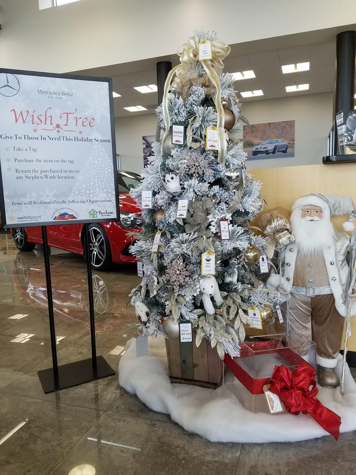 Stephen Wade Toyota >> 2019 Wish Tree