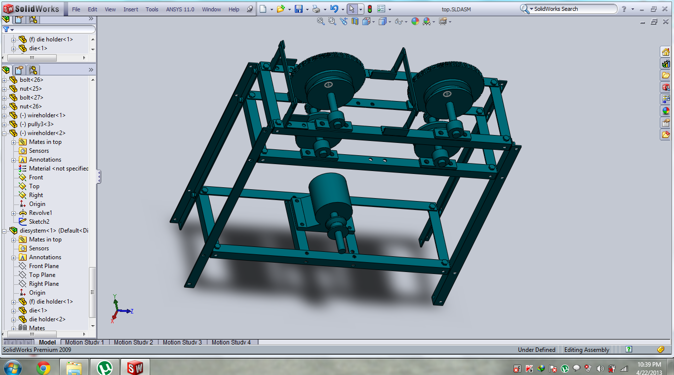 Small Mechanical Engineering Projects For Students
