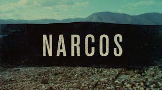 Narcos Season 2 Title