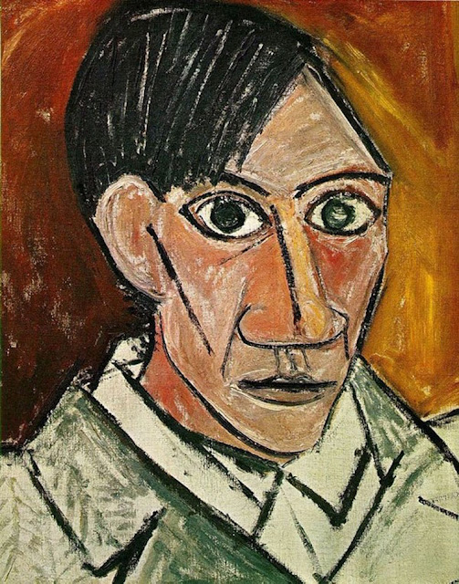 Pablo Picasso 25 thn