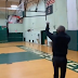 [VIDEO] Former President Barack Obama shows off his basketball skills as he campaigns for Joe Biden