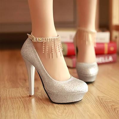 Zapatos de gala para fiesta