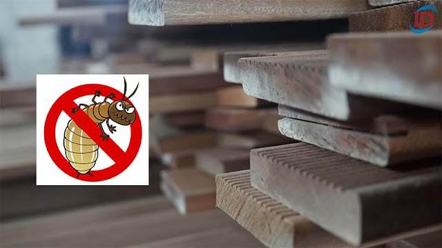 Jenis kayu Terbaik untuk Lantai parket solid anti rayap