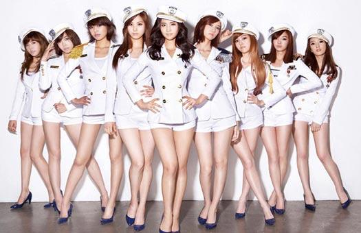 """Dengan Tema """"Mensyukuri Nikmat Kemerdekaan"""", Jokowi Undang Girlband Korea Girls Generation Di HUT RI 72"""
