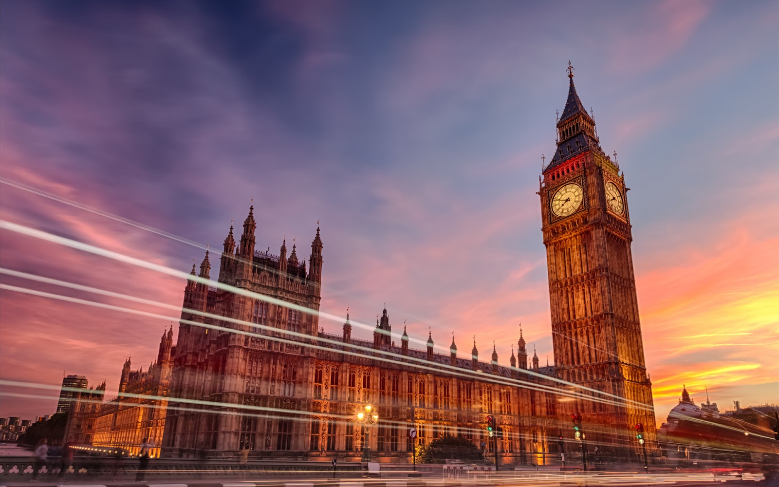 Guide to visiting London