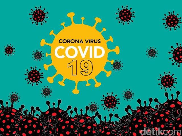 Hari ini Bertambah 14, Total Positif Covid 509