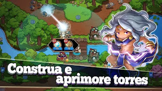 Baixar Aqui Crazy Defense Heroes apk mod