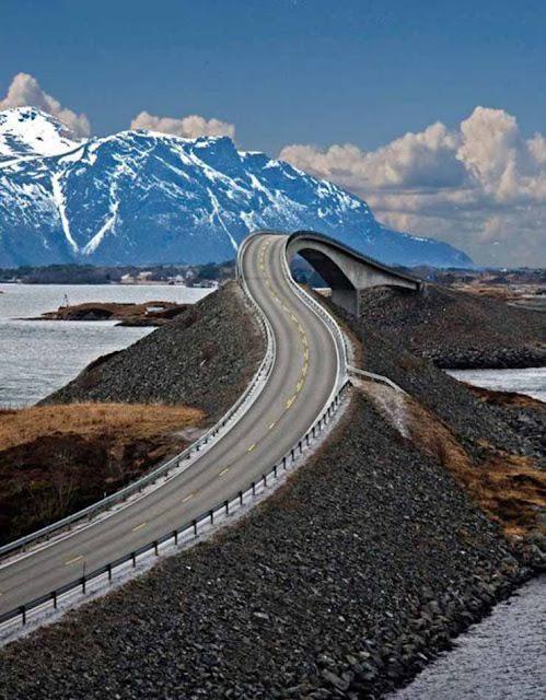 20 Jembatan Yang Menakutkan Dunia