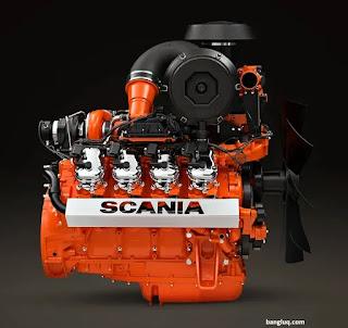 Mesin Diesel Scania