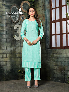 Koodee Colourbar South Cotton kurti