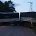 VEJA VÍDEO: Carreta entra em pane mecânica e deixa trecho da BR-174 interditada no Amazonas