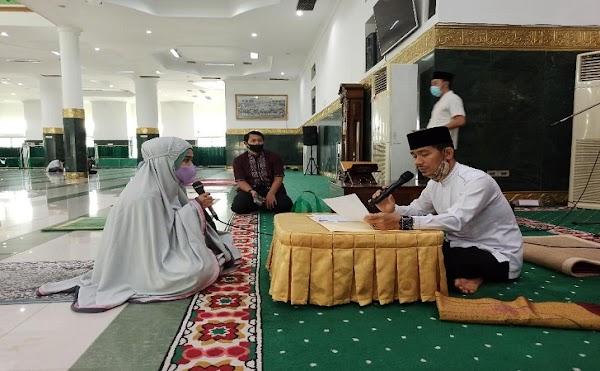 Karena Persaudaraan Umat Muslim, Laras Jadi Mualaf