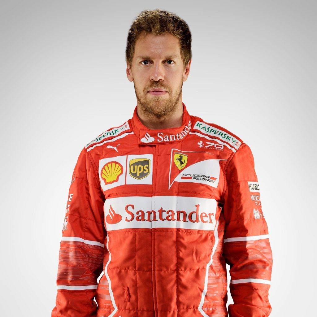 Hasil Formula 1 One Satu 2017 Podium Sebastian Vettel