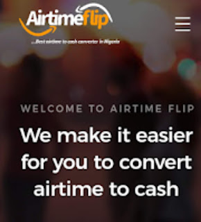 How to Convert your Airtime to Cash Instantly with Airtime Flip Application