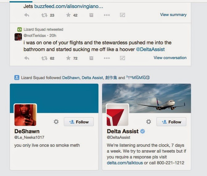 Malaysia Airlines website hacked - is Delta Airlines next on the ...