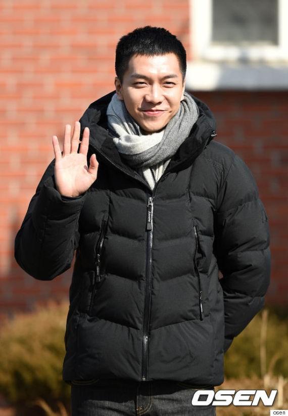 Lee Seung Gi làm lính đặc nhiệm