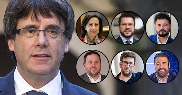 Reacciones a la detención de Puigdemont