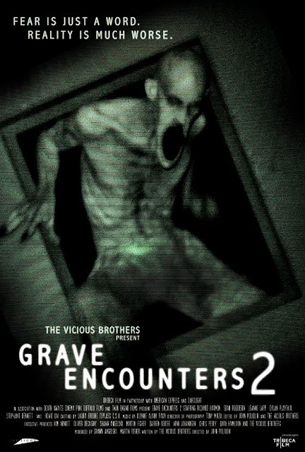 Grave Encounters 2 is coming, the trailer is here!