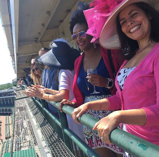A Day at Churchill Downs with the Whisky Chicks and Brown Forman