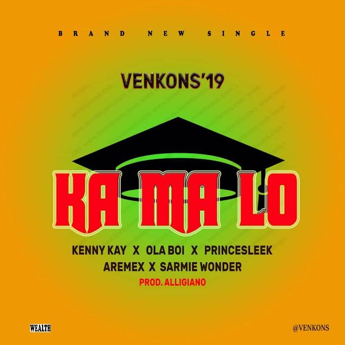 [Music] Venkons'19 - Ka Ma Lo