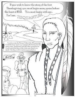 https://www.teacherspayteachers.com/Product/The-First-Thanksgiving-Graphic-Novel-and-Coloring-Book-2865424