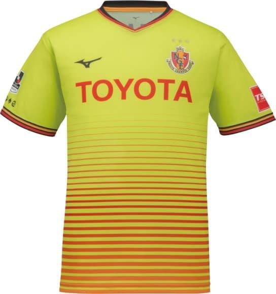 名古屋グランパス 2018 ユニフォーム-FP-2nd