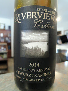 Riverview Angelina's Reserve Gewurztraminer 2014 (88 pts)