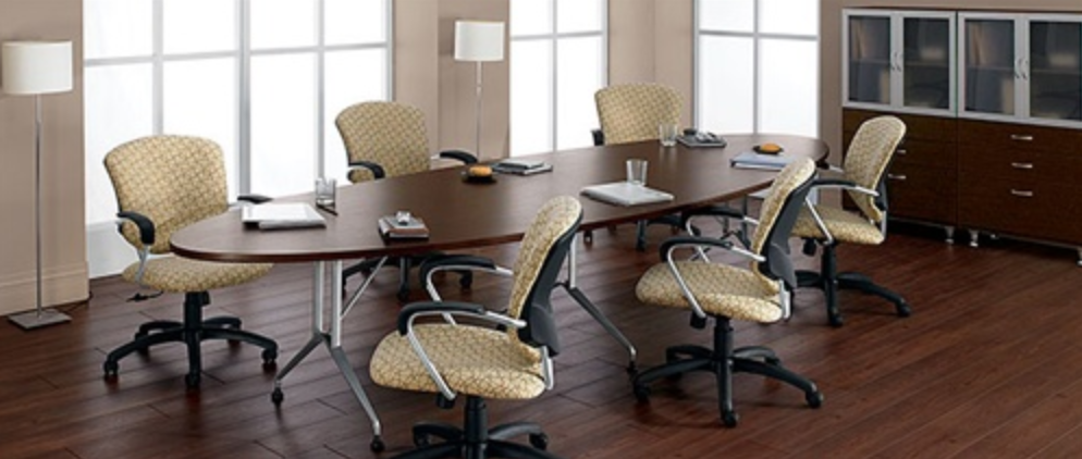 Alba Laminate Conference Table by Global