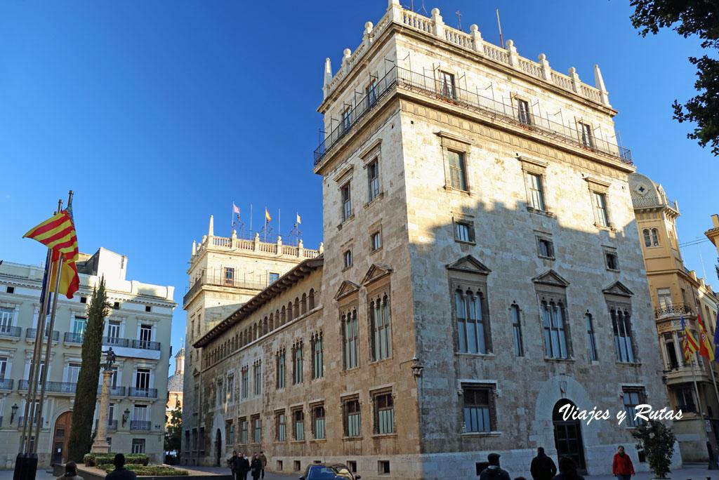 Palau de la Generalitat de Valencia