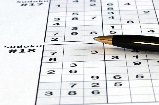 Cara Mengalahkan Teka-teki Sudoku Agar Cepat Menang