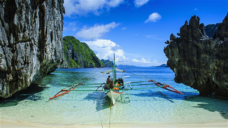 El Nido ,Palawan,Philiphines 5 Best Beaches in the World for 2020