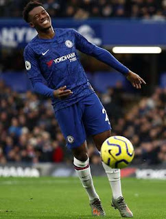 [FOOTBALL] Chelsea star, Callum Hudson-Odoi arrested over row with a model he invited to his home