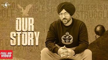 Our Story Lyrics - Baaz Dhaliwal
