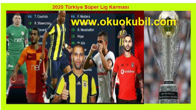 DLS 20 Türkiye Süper Lig  Yaması En İyi Oyuncular Karması (Hepsi 100) İndir 2020