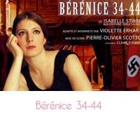 Bérénice 34-44 : la Comédie-Française sous l'occupation au Théâtre Nesle
