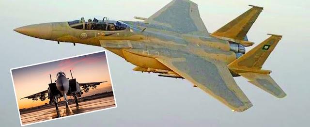 Οι «αετοί» της Σαουδικής Αραβίας θα προσγειωθούν το Σάββατο στην 115 ΠΜ στη Σούδα
