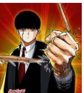 Manga Mashle: Magic and Muscles komik yang keren untuk dibaca