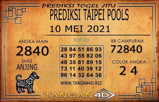 PREDIKSI TOGEL TAIPEI TANGAN4D 10 MEI 2021